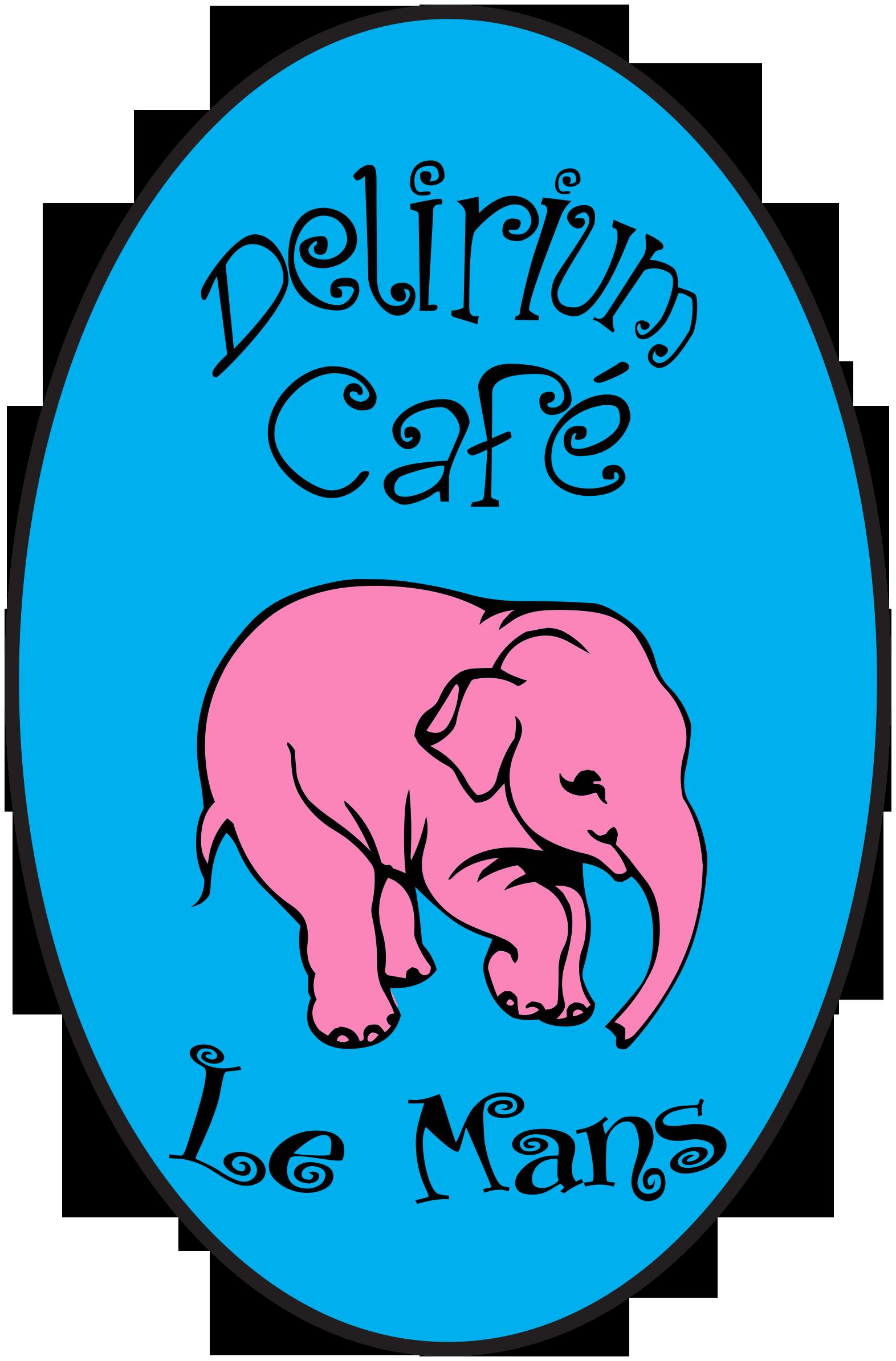 Logo Délirium Café